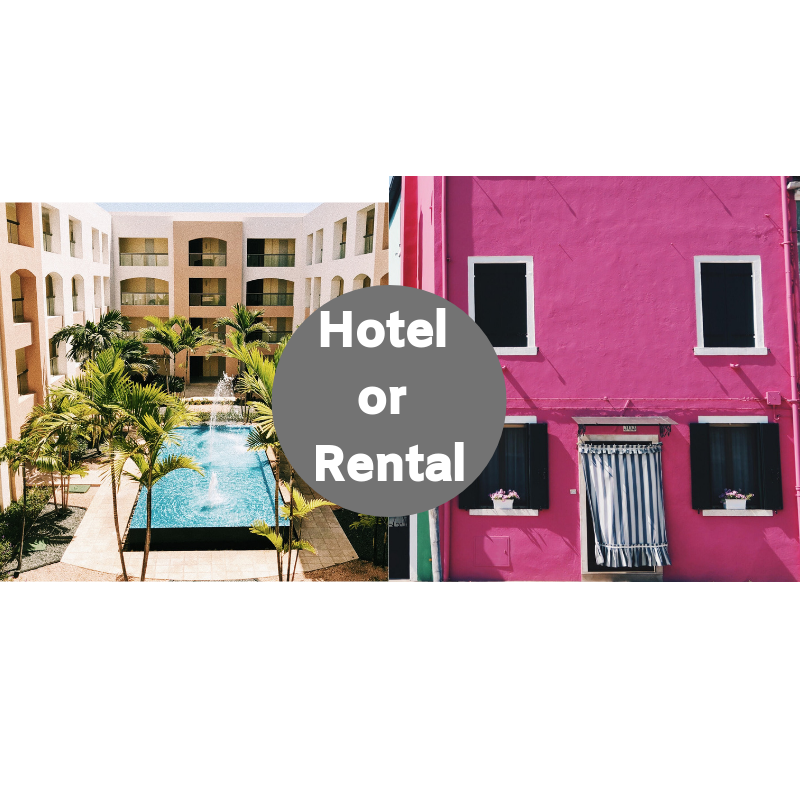 Hotel or Airbnb?
